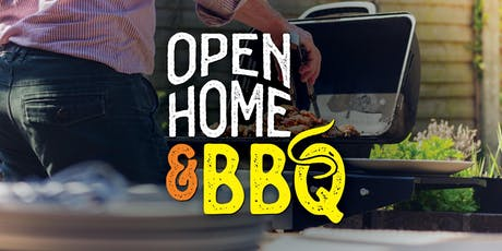 Open Home & BBQ tickets