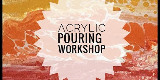 Introduction To Acrylic Pouring
