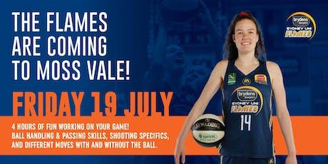 Brydens Sydney Uni Flames Moss Vale Clinic tickets
