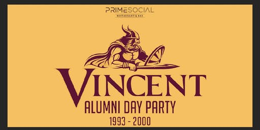 Vincent Alumni Day  Class of 93' to 2000
