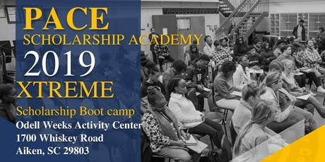 Pace Scholarship Academy's EXTREME Scholarship Bootcamp (Aiken, SC) tickets