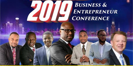 THRIVE 2019- Business & Entrepreneur Conference tickets