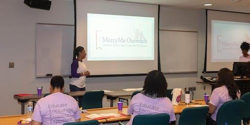 MercyMe Outreach Organization Presents 4E's + G Workshop
