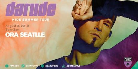 Darude ( Hide Summer Tour ) at Ora  tickets
