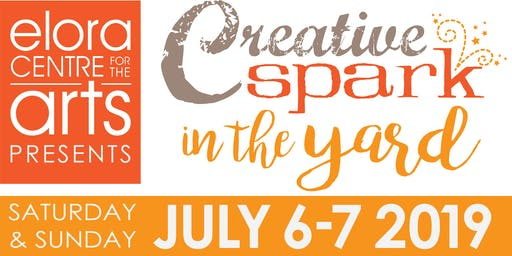 ECFTA presents Creative Spark in the Yard