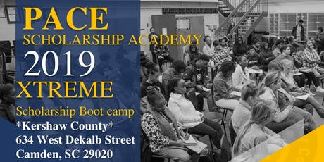 Pace Scholarship Academy's EXTREME Scholarship Bootcamp (Camden, SC) tickets