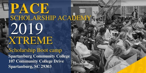 Pace Scholarship Academy's EXTREME Scholarsppppppppppp]hip Bootcamp (Spartanburg, SC)