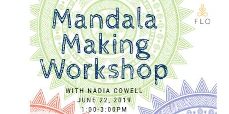 Mandala Making Workshop tickets