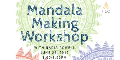 Mandala Making Workshop