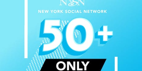 50s+ Networking Night: Eat, Drink, Mix, Mingle Socialize, Network & Connect tickets