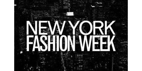 NEW YORK FASHION WEEK POWERED BY NYFS FW-20 TICKETS FREE SHOW tickets