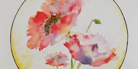 Watercolor Paint Night! tickets