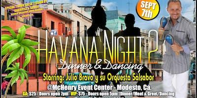 Havana Night 2 Feat. Julio Bravo  y su Orquesta Salsabor