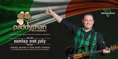 Paddyman tickets