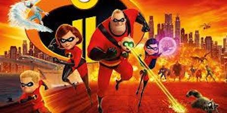 Movies at Mawson: Incredibles 2 tickets