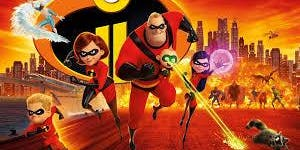 Movies at Mawson: Incredibles 2
