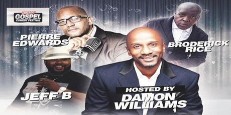 3rd Annual Chicago Gospel Comedy Festival tickets