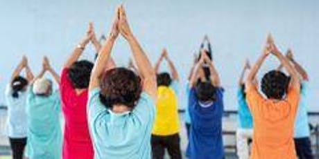 Women's Yoga tickets