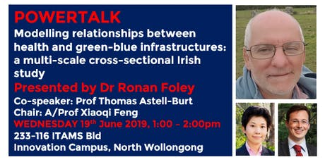 POWERTALK with Dr Ronan Foley tickets