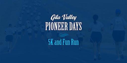 2019 Pioneer Days 5K and Fun Run