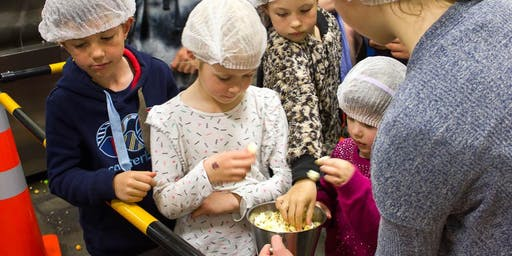 Dr Bugs Popcorn Factory Tours July School Holidays