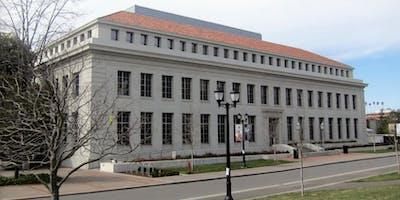 University of California Bancroft Library Field Trip