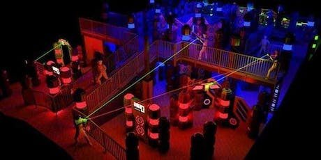Box Hill: Laser Tag - MSA Social Functions tickets