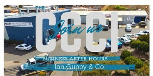 Ian Guppy & Co Business After hours