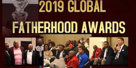 2019 Global FATHERHOOD Award tickets