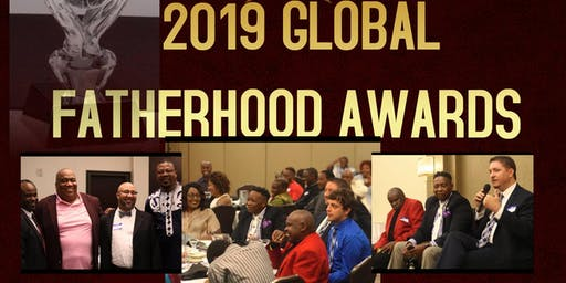 2019 Global FATHERHOOD Award