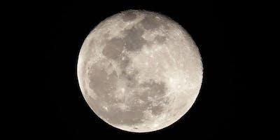 Full Moon Drum Circle-FREE