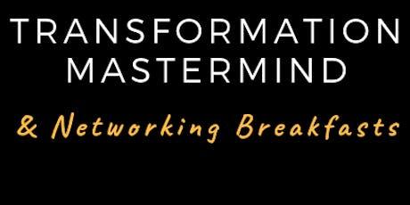 Nth Brisbane Transformation Mastermind & Networking Breakfast tickets