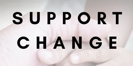 Support Change