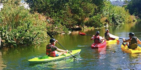 LA River Kayaks 2019 tickets