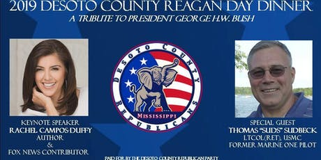 2019 Desoto County Reagan Day Dinner tickets