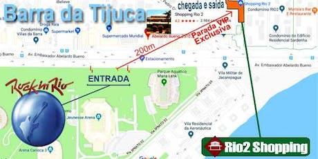 Rock in Rio 2019 Niterói por William Schutz ingressos