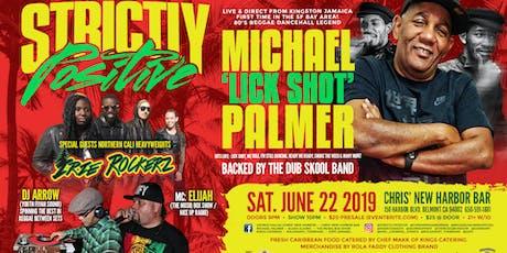 MichaelPalmerBelmont tickets