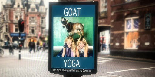 Please support my Gold Award Project with GOAT YOGA!