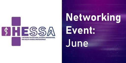 HeSSA Networking Event - June