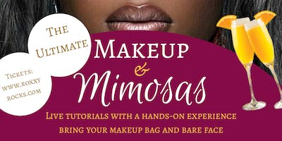 The Ultimate Makeup and Mimosas