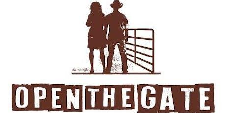 Open the Gate - Augusta - Mental Health Community Presentation 10 Sept tickets