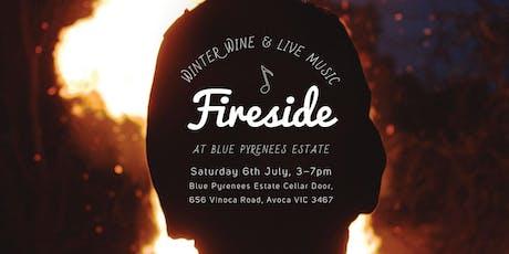 Fireside – Winter Wine & Live Music tickets