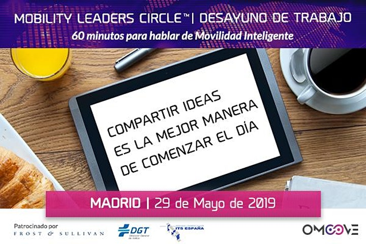 Mobility Leaders Circle Breakfast Meeting - Madrid image