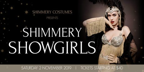 Shimmery Showgirls tickets