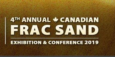 Canadian Frac Sand 2019