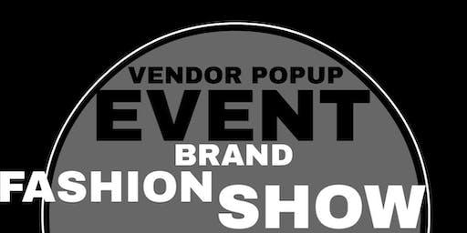 Vendor Popup - Brand Fashion Show