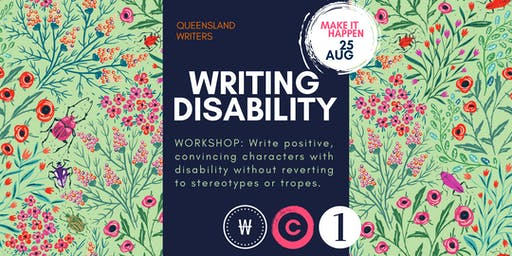 Writing Disability with Jessica White