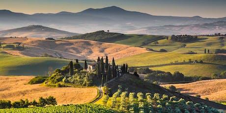 Dinner in Toscana tickets