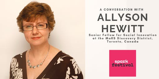 Social Capital: A conversation with Allyson Hewitt
