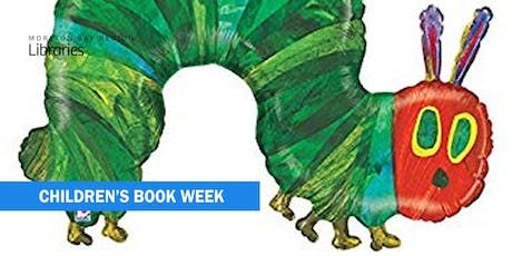 The Very Hungry Caterpillar Party - Bribie Island Library tickets